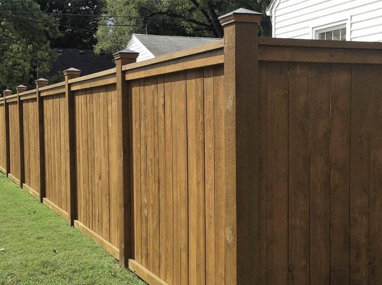 Raatz Fence Company Wooden Fence