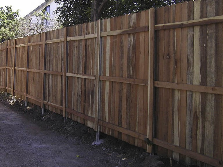 Fence-Factory-Wooden Fence
