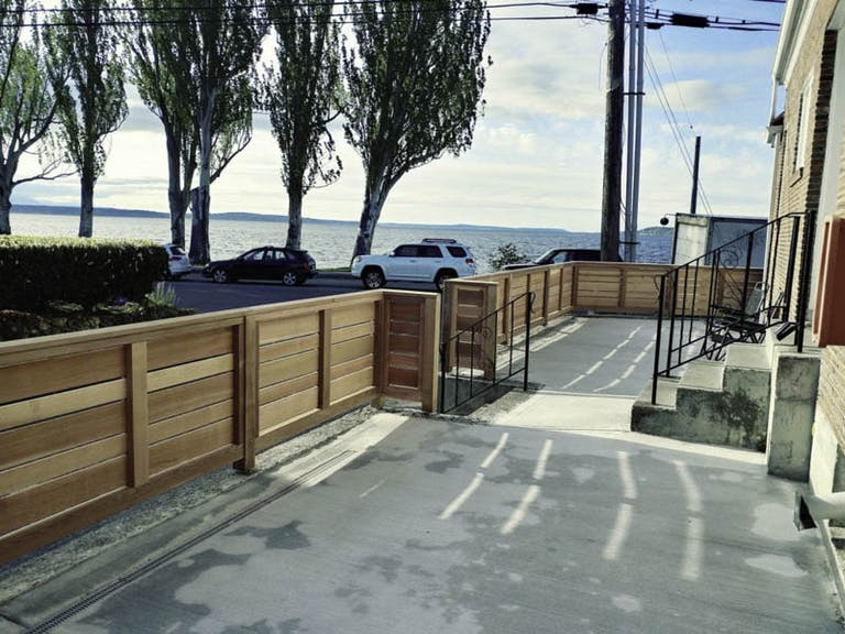 West Seattle Fence Wooden Fence