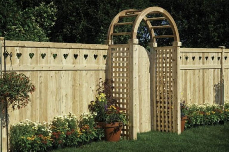 Fence Pro Co. Wooden Fence