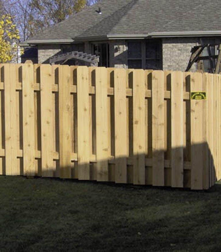 Custom Fence Wooden Fence