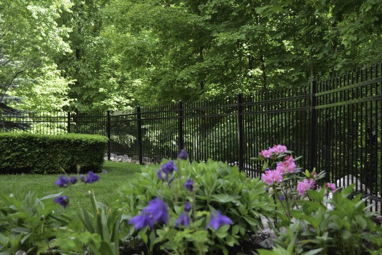 Countryside Fence & Services Steel Fence