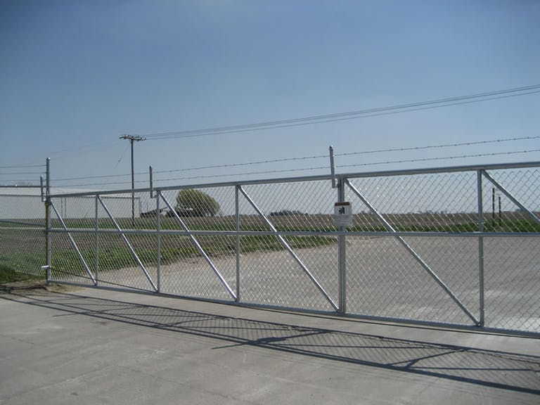 Goodman Fence Inc. steel fence