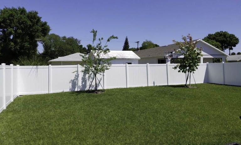West Florida Fence Vinyl Fence