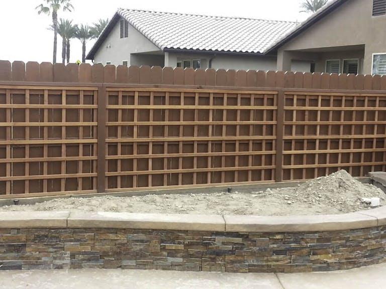 J&D Fence Wooden Fence