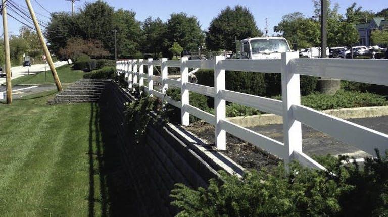 Sawmill Fence Company-Picket Fence