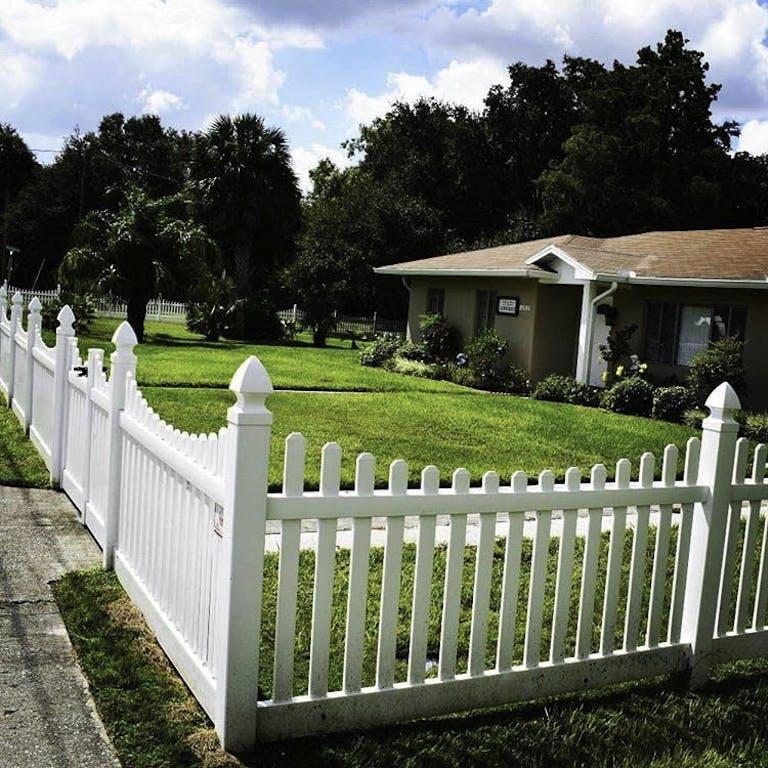 Acme Fence Vinyl Fence