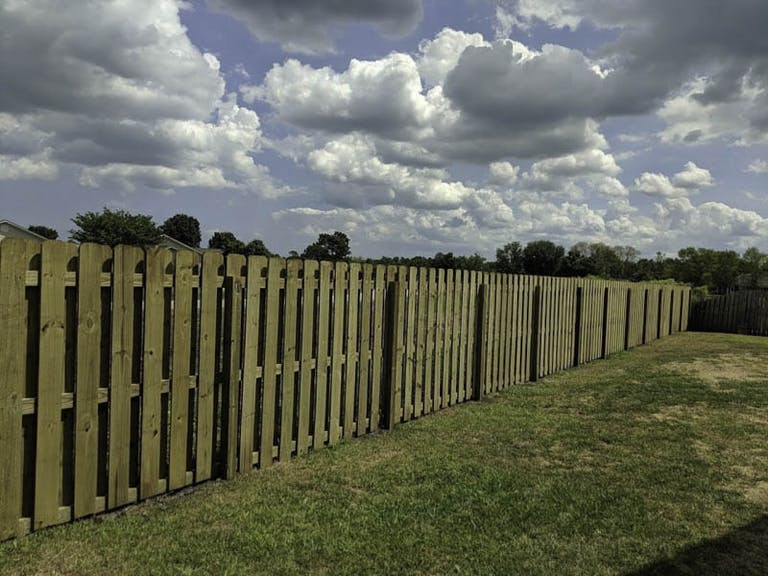 Two-Brothers-Fencing-Wooden Fence