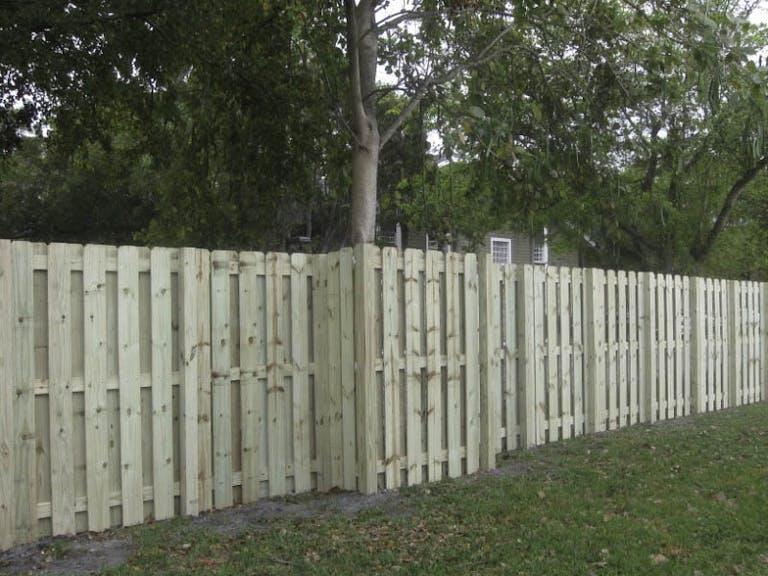 Saylor Fence Inc. Wooden Fence