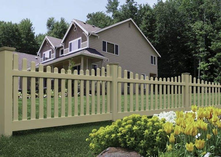 Picekt Fence