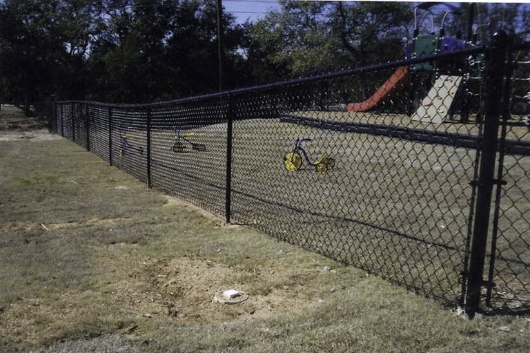 Patriot-Fence-Chain-link-fence