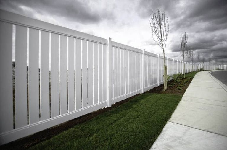 C & M Fencing Wooden Fence
