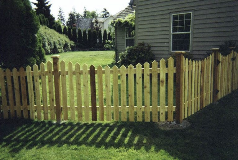 Southgate Fence, Inc. Wooden Fence