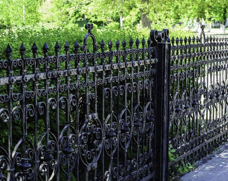 Spence Fence Steel Fence