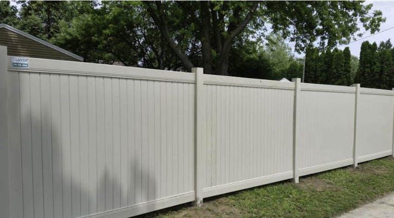 Clover Fence LLC Wooden Fence
