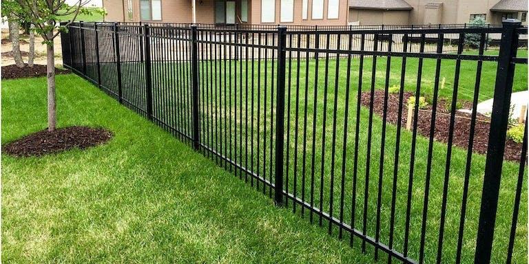 Quality Fence Company Steel Fence