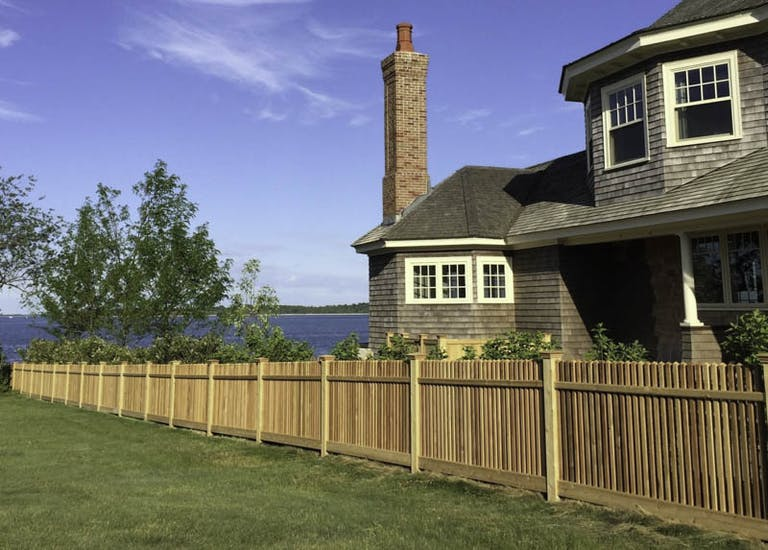 Armstrong Fence & Landscaping, Inc. Wooden Fence