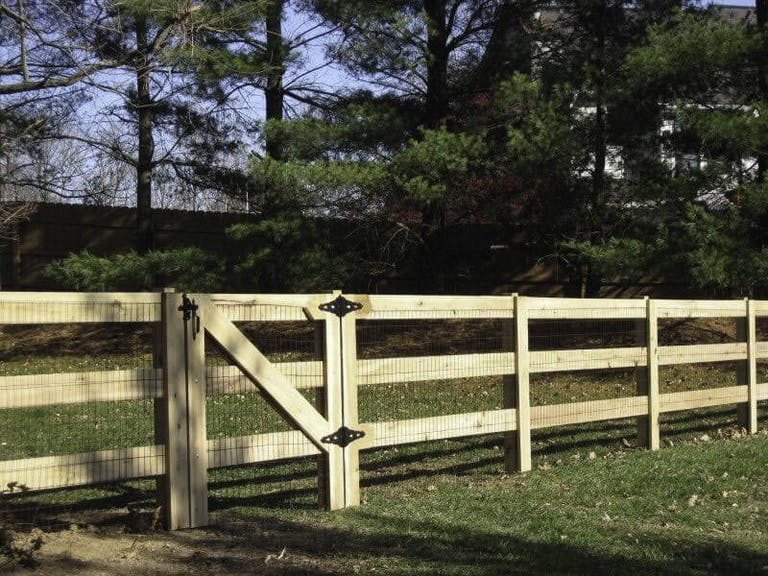 Tim's Fencing and Decking Wooden Fence