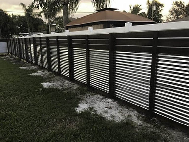 Robertson Fence Custom Fence