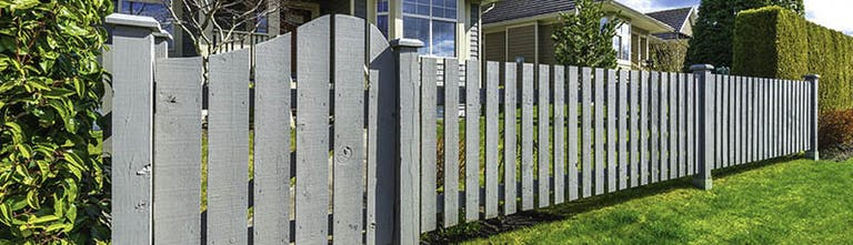Eau Claire Fence Corporation Wooden Fence