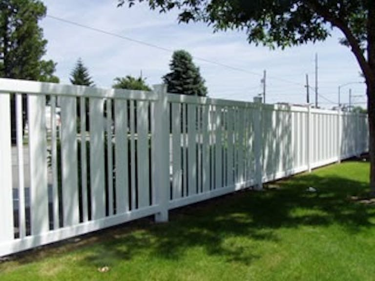 Frontier Fence Inc. Wooden Fence