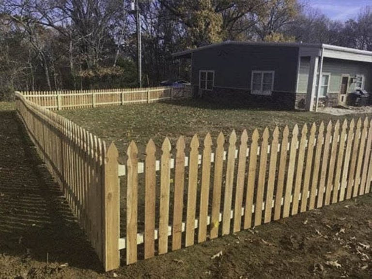 Chase Fence Wooden Fence