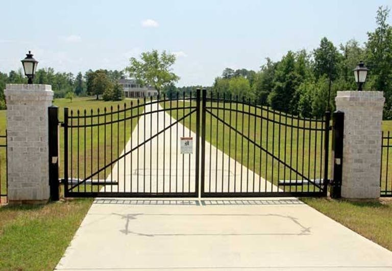 All 4 Fencing Steel Fence
