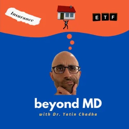 """Second of 2 podcasts with Dr. Yatin Chadha on """"Beyond MD"""" this time dealing with Personal Pension Plans."""