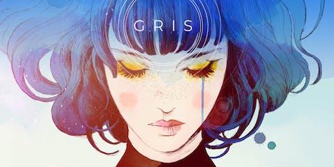 imagem do jogo Gris