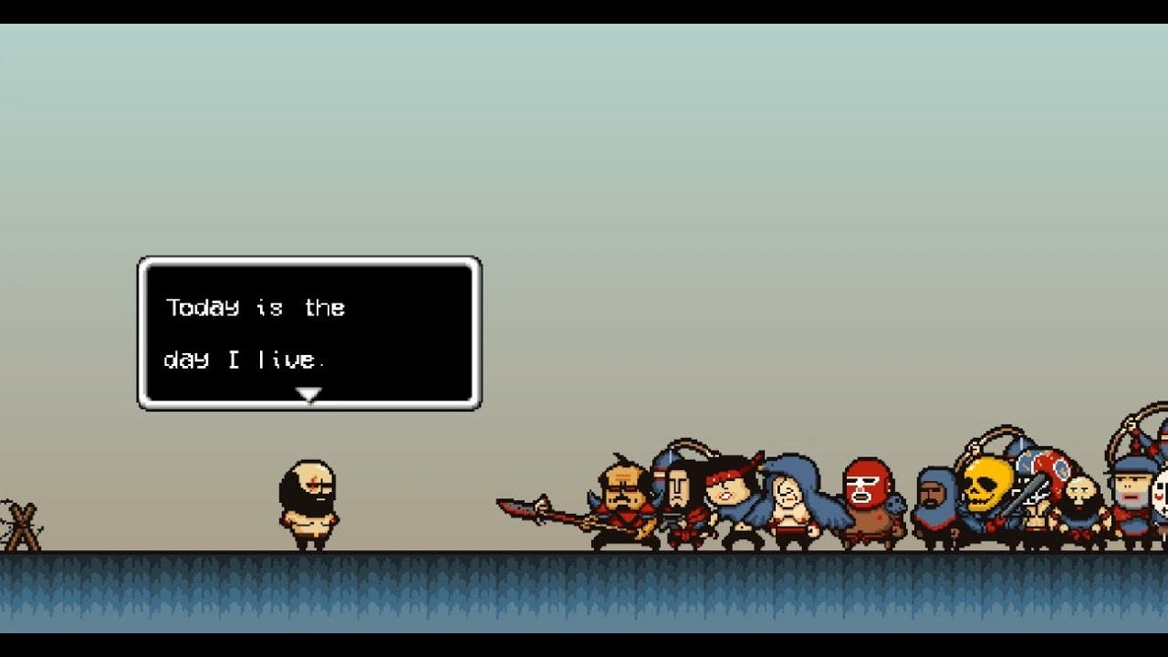 Lisa the Painful - Made with RPG Maker MV