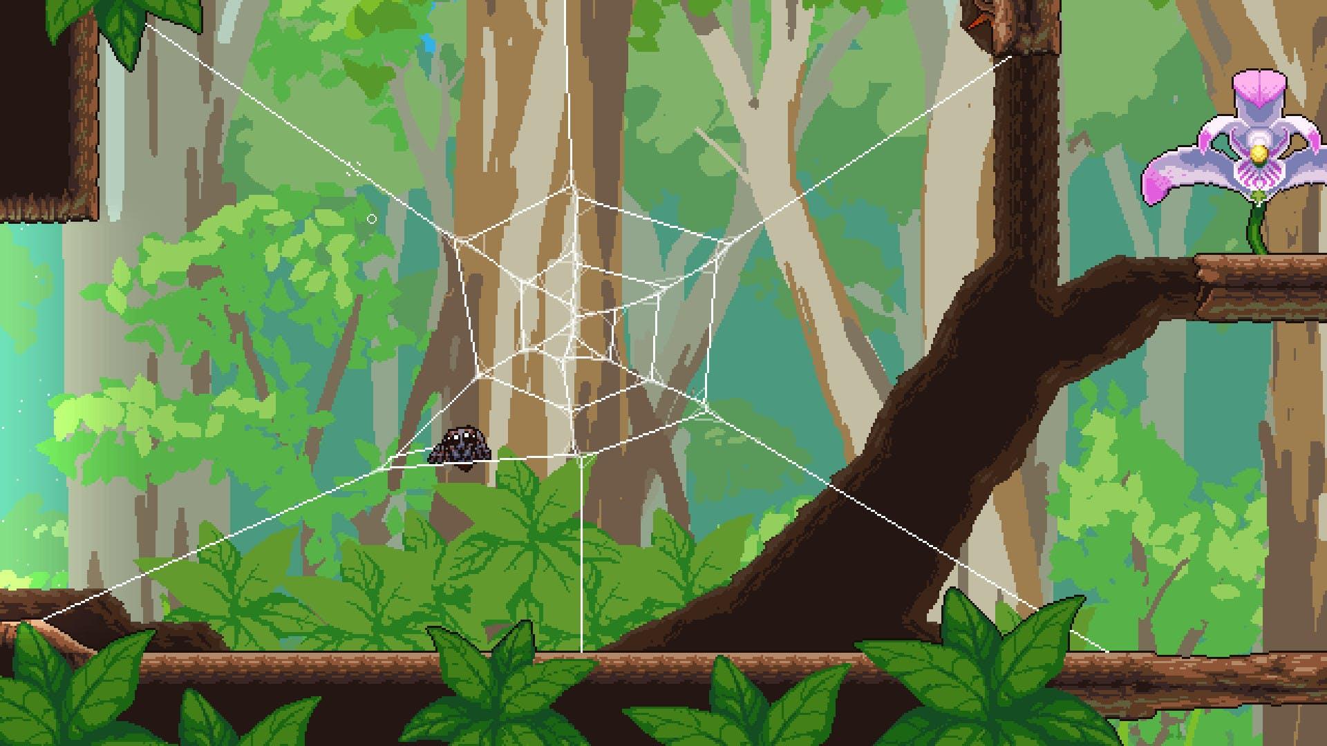 Webbed - Made with Gamemaker Studio