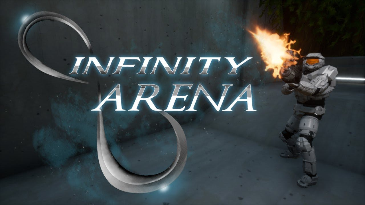 Infinity Arena won $10,000 for their entry.