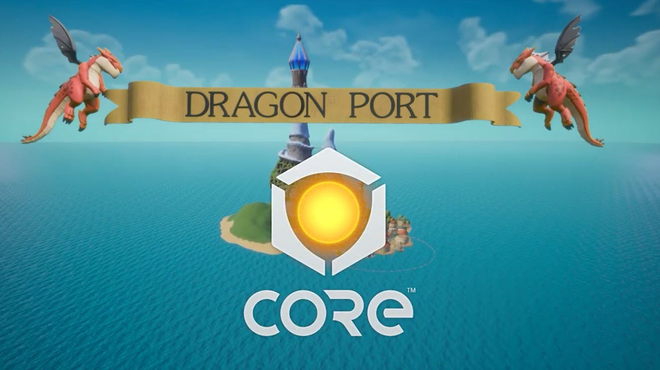 Dragon Port was awarded $10,000 for their entry.