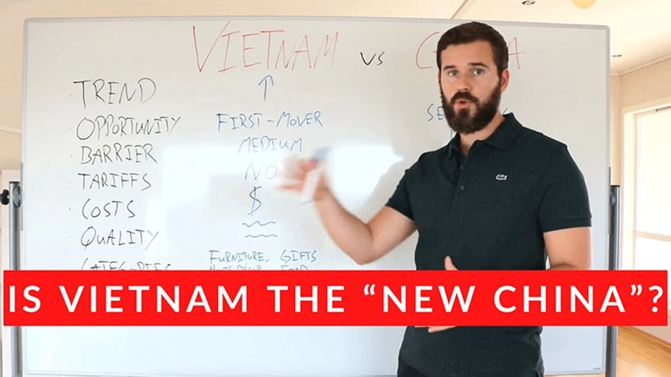 """Is Vietnam The """"New China"""" For Private Label Products?"""
