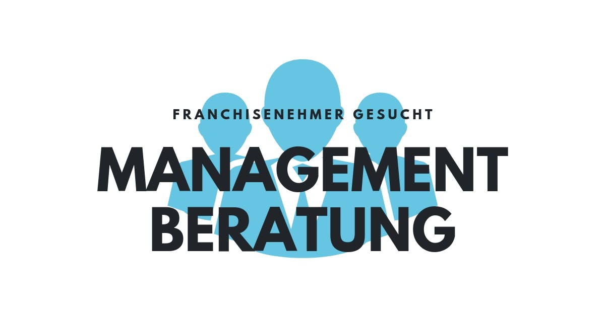 Icon Franchisenehmer Managementberatung