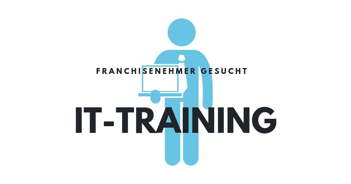 Icon IT-Training Franchisesystem