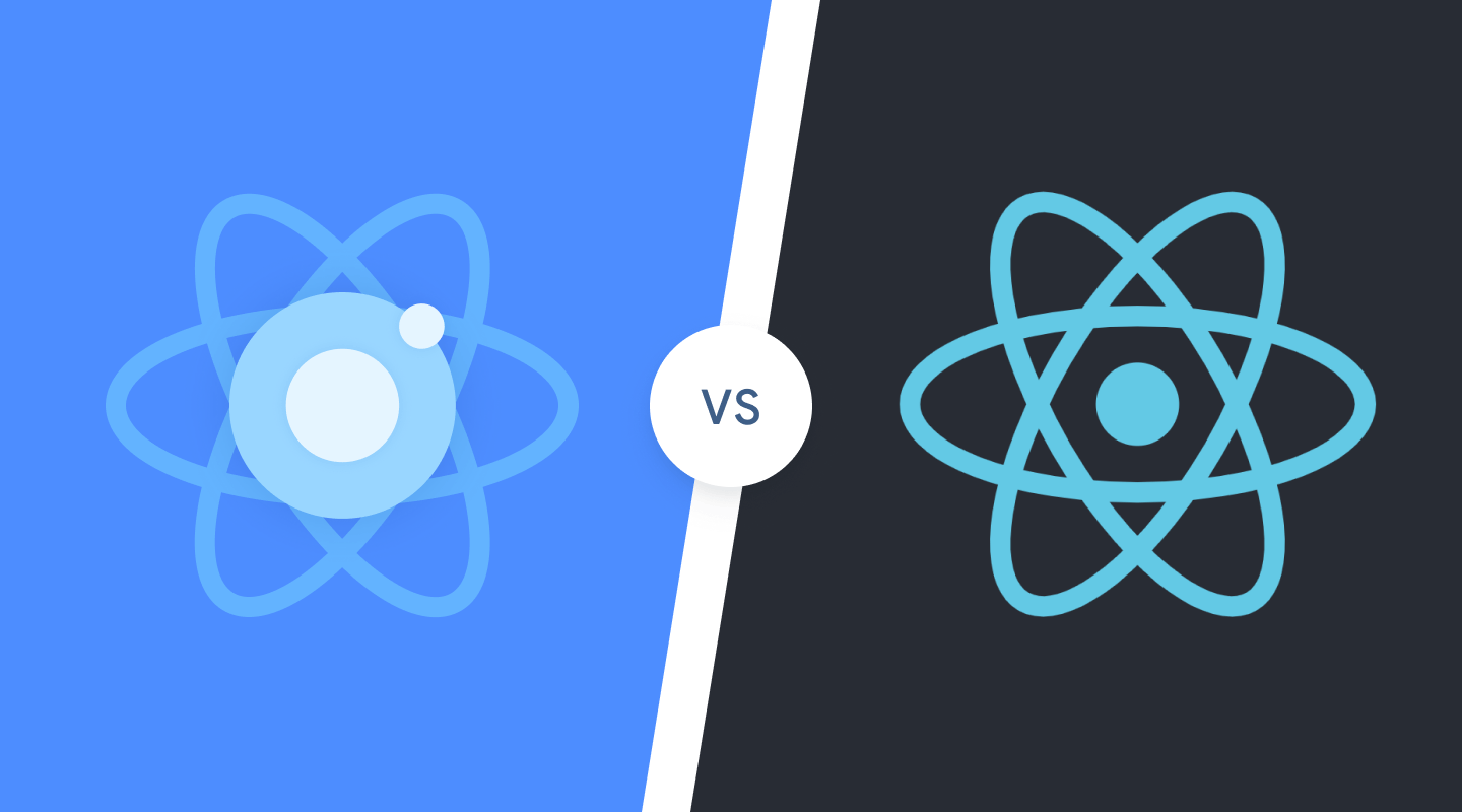 Ionic React vs React Native