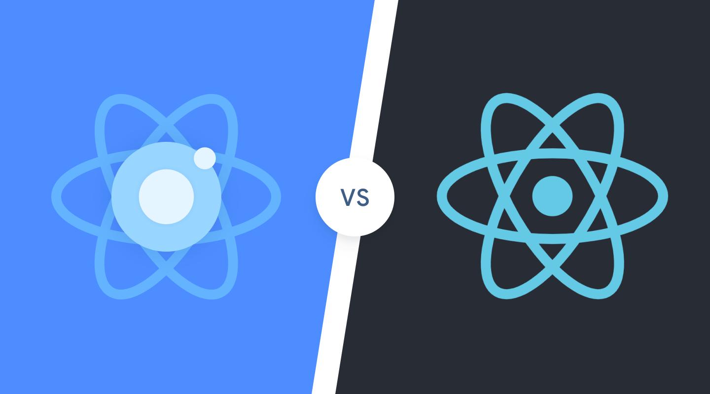 Ionic React vs React Native