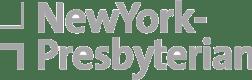 NewYork Presbyterian text and logo