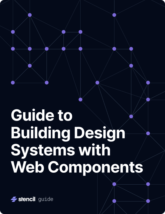 Guide to Building Design Systems with Web Components