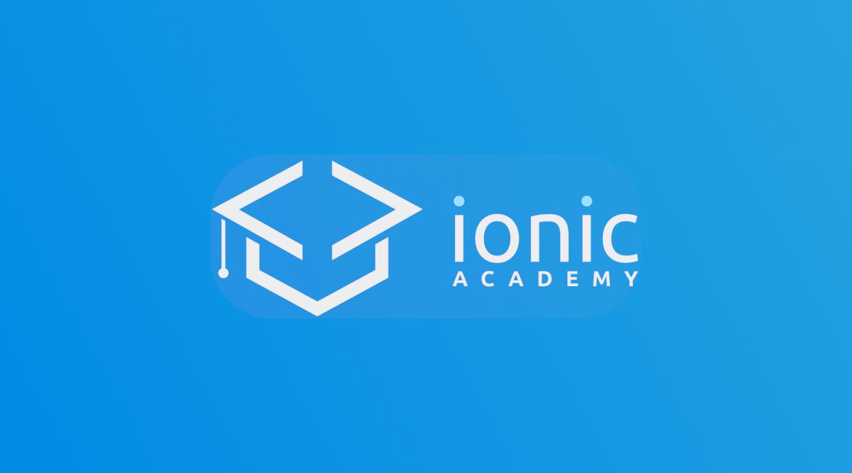 Ionic Academy