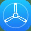 blue testflight icon