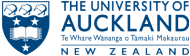 University of Auckland Logo and text