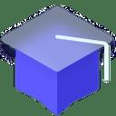 A school graduation cap