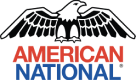 American National text and logo
