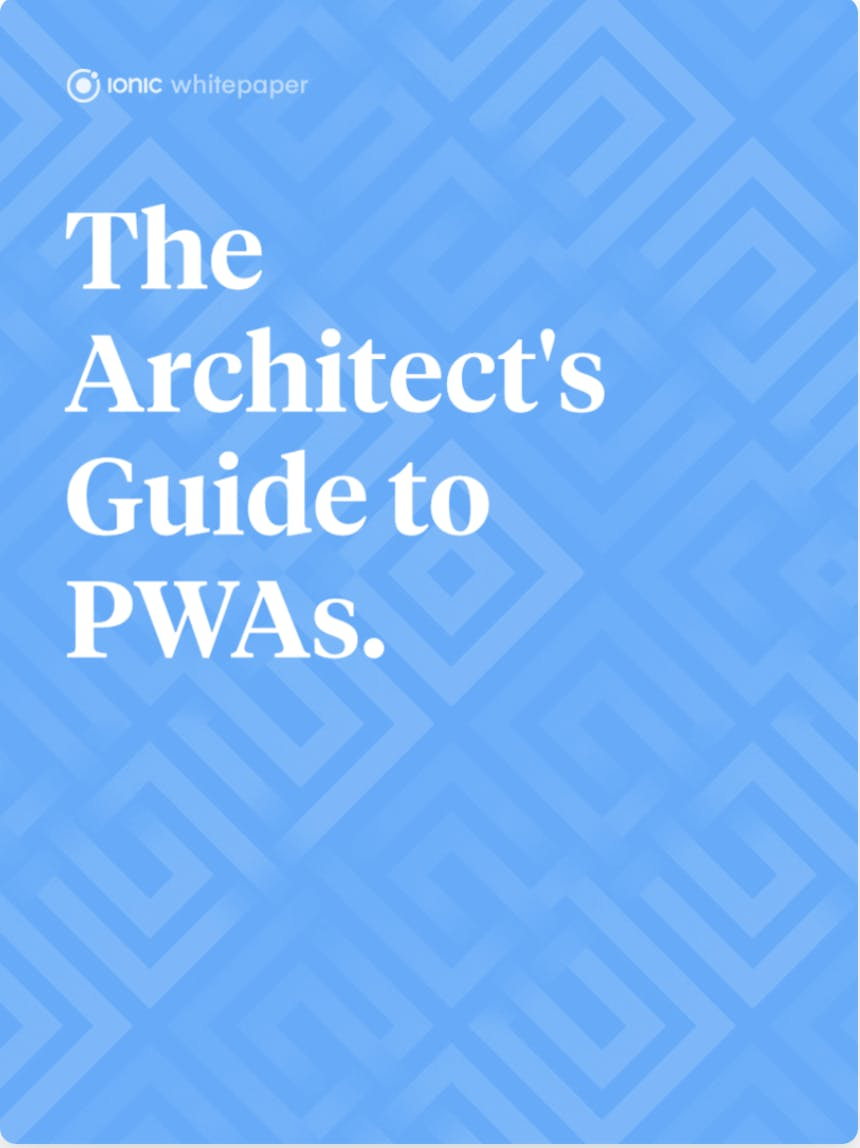 The Architect's Guide to PWAs