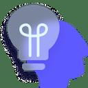 Lightbulb w/ head