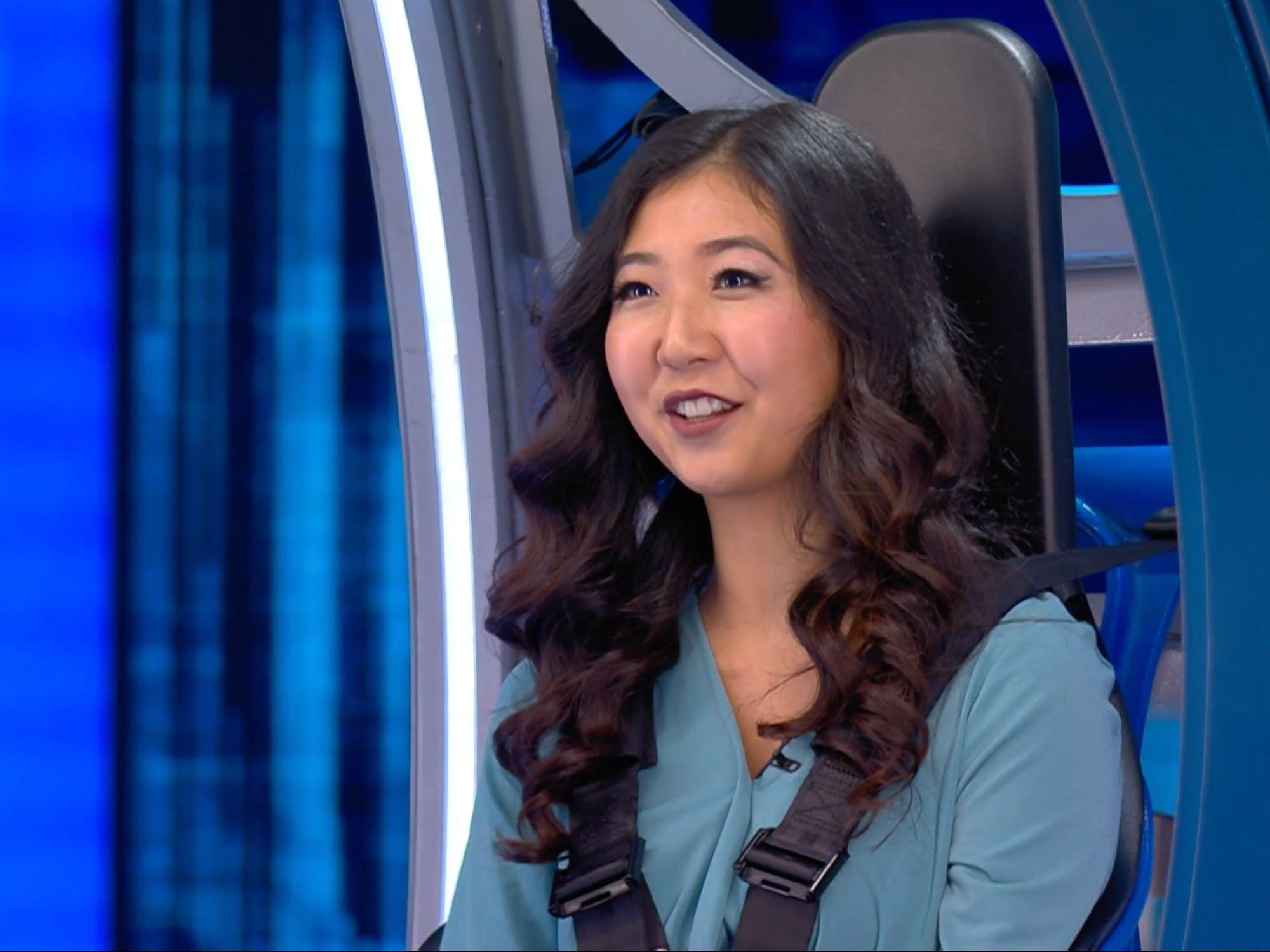 Headshot of asian female