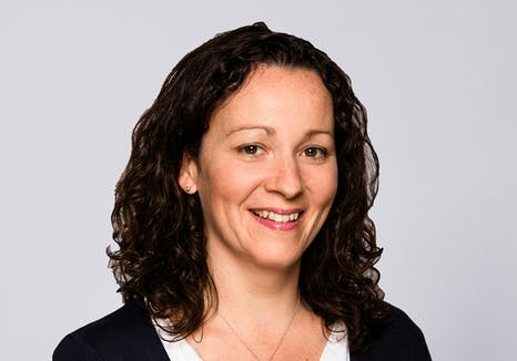 Sarah Hopkins, Global Human Resources Director