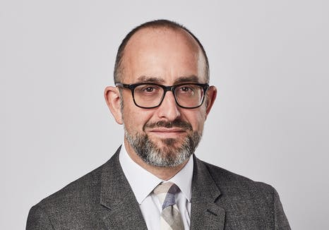 Jon Slade, Chief Commercial Officer